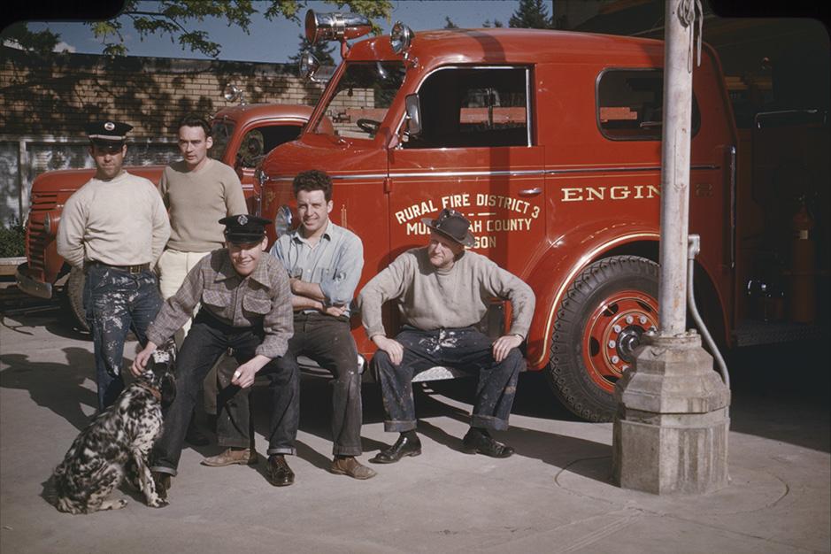 Multnomah VFD 1940