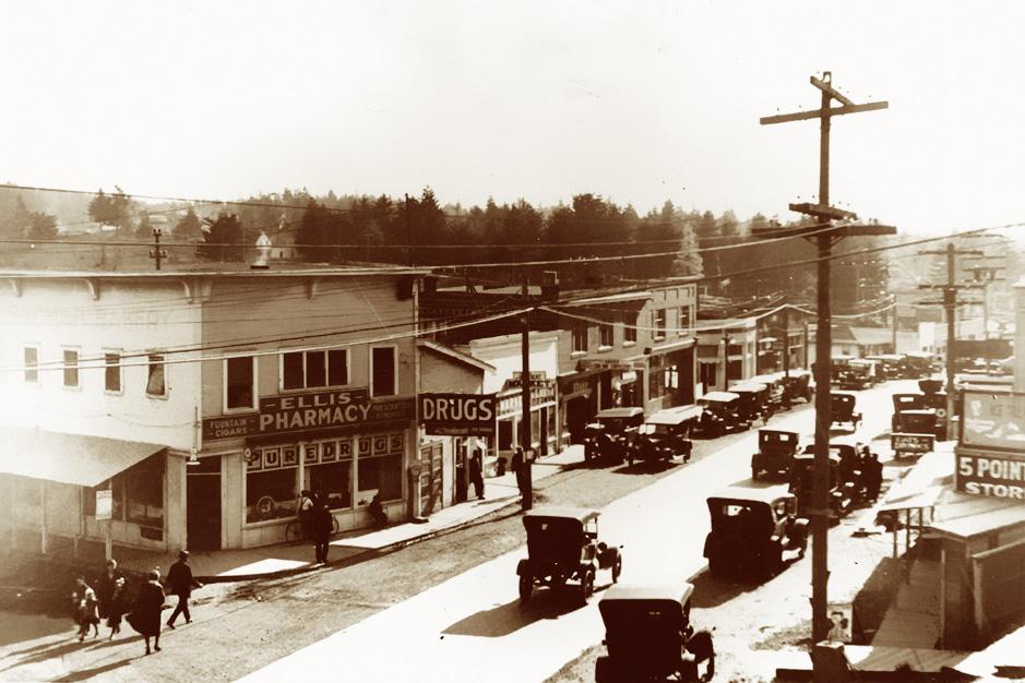Multnomah ca. 1920