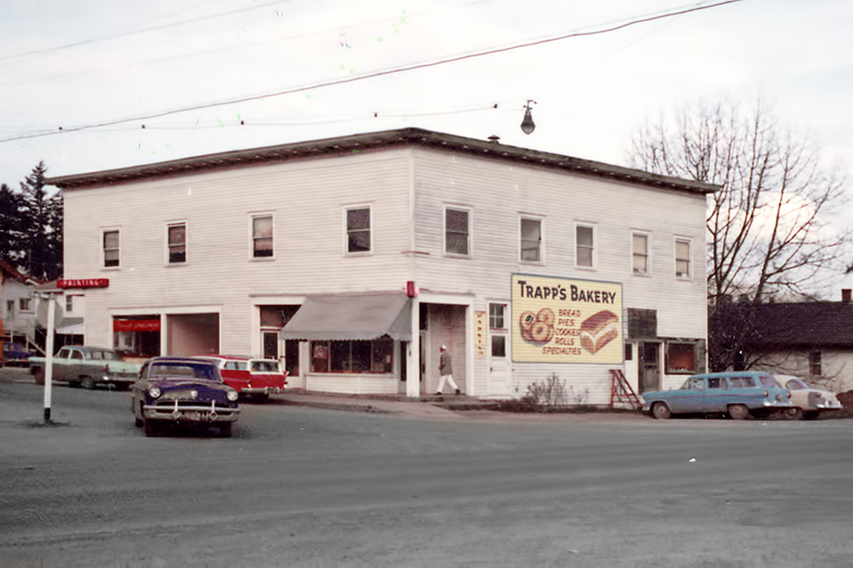 Thomas Building ca. 1955