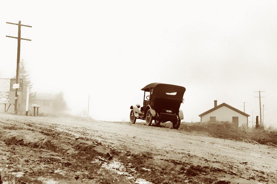 Capitol Highway, ca. 1915