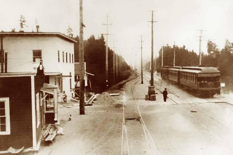 Multnomah Station ca. 1920