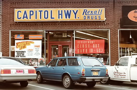 Multnomah Rexall Drugs, ca. 1978