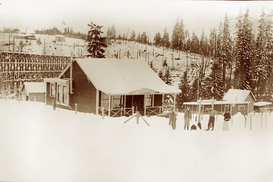 Wendland House ca. 1909