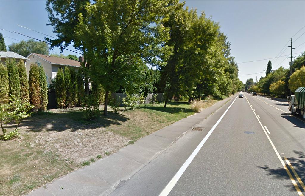 1600 Block SW Bertha Boulevard, 2012.