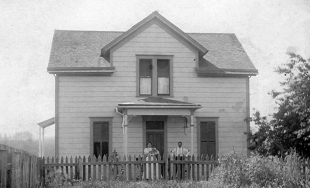 Tannler Farmhouse, ca. 1910