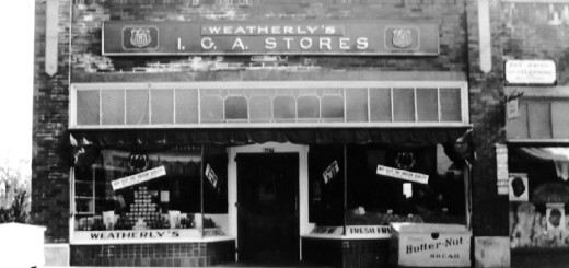 Weatherly's Grocery Store