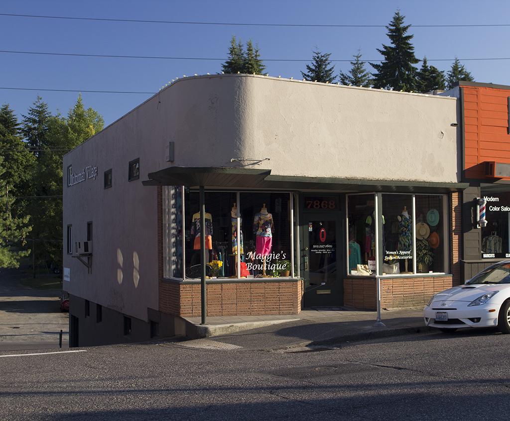 Maggie's Boutique, July 2, 2014.