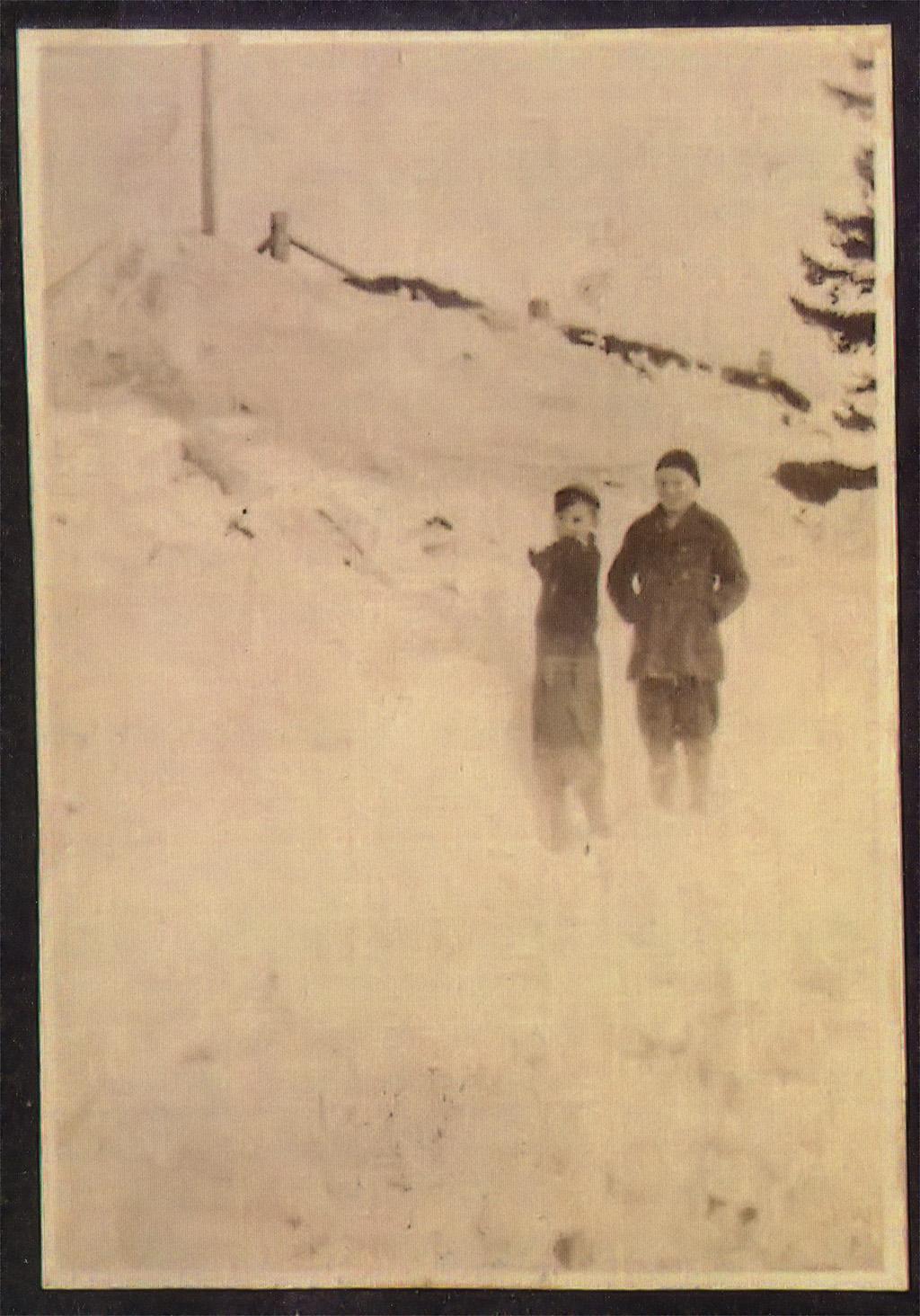 Winter of 1921-22