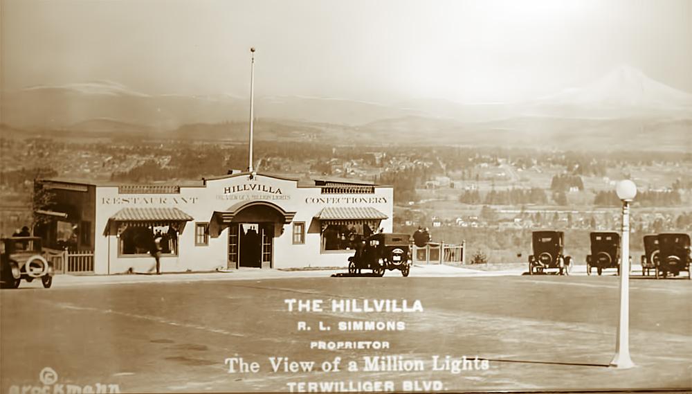 HIllvilla, ca. 1930.