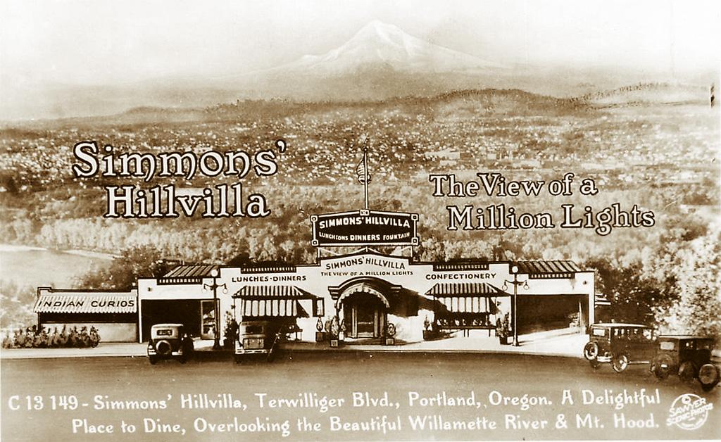 HIllvilla, ca. 1935.