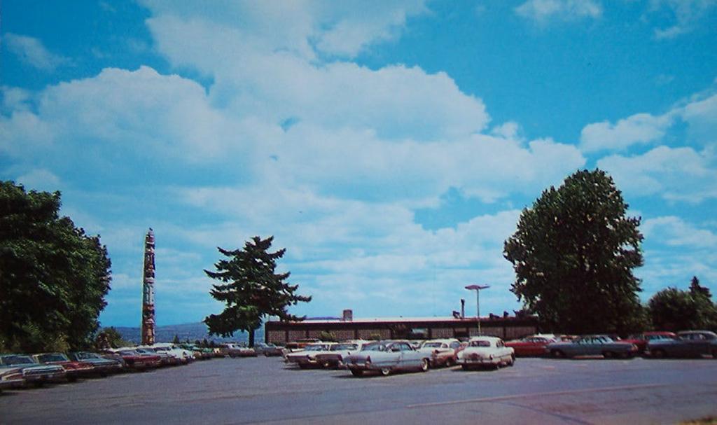 HIllvilla, ca. 1960.