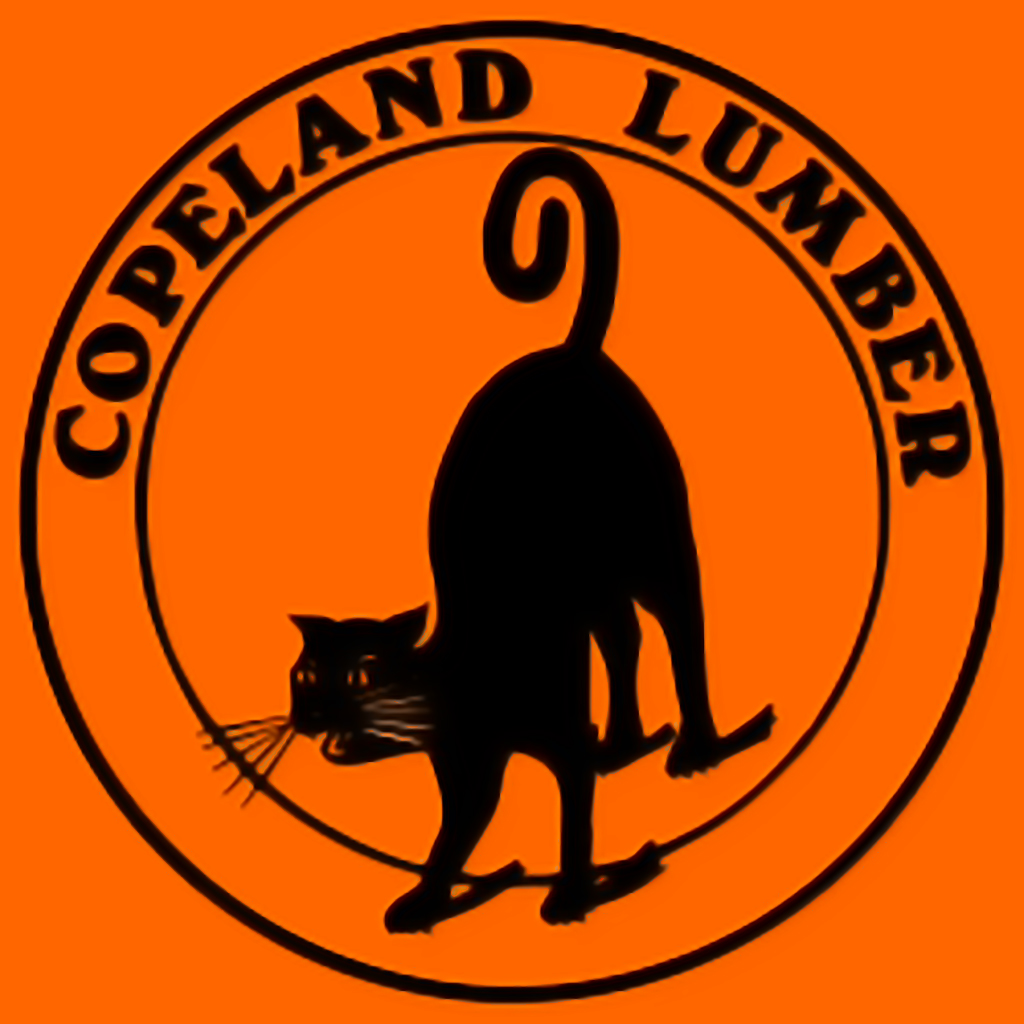 Copeland Lumber Logo