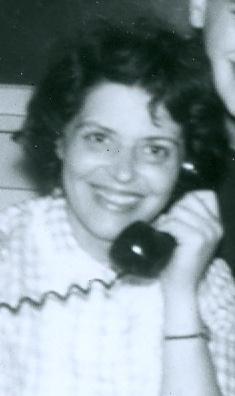 Marion Miller, ca. 1965.